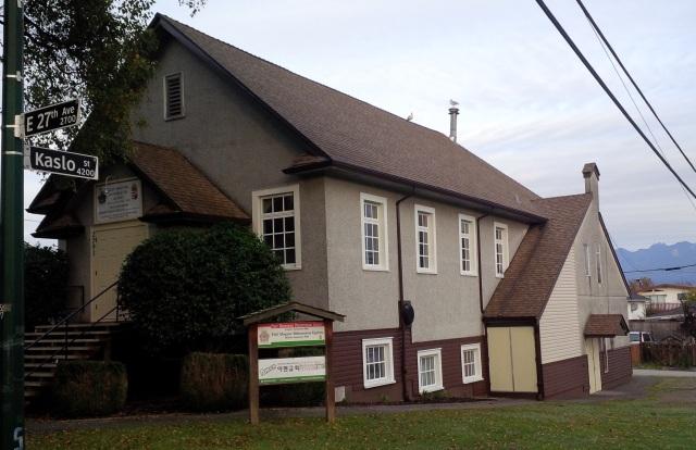 új templomkép